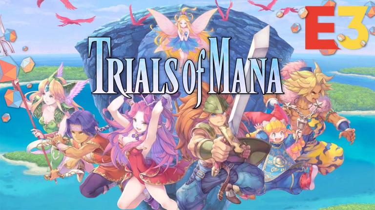 E3 2019 : Nintendo dévoile Trials of Mana, un remake de Seiken Densetsu 3