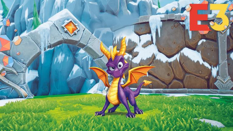 E3 2019 : Spyro Reignited Trilogy annoncé et daté sur Switch et PC