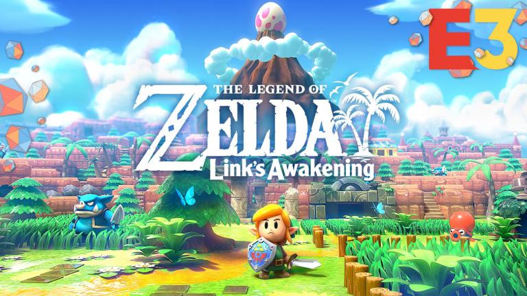 E3 2019 : le remake de The Legend of Zelda : Link's Awakening arrive en septembre
