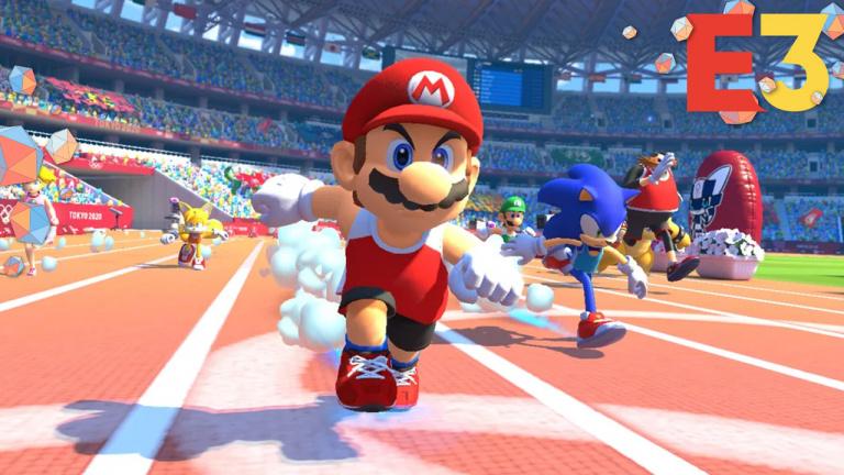 E3 2019 : Mario & Sonic aux JO de Tokyo précise sa fenêtre de sortie