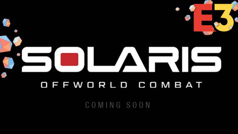 Solaris : Offworld Combat