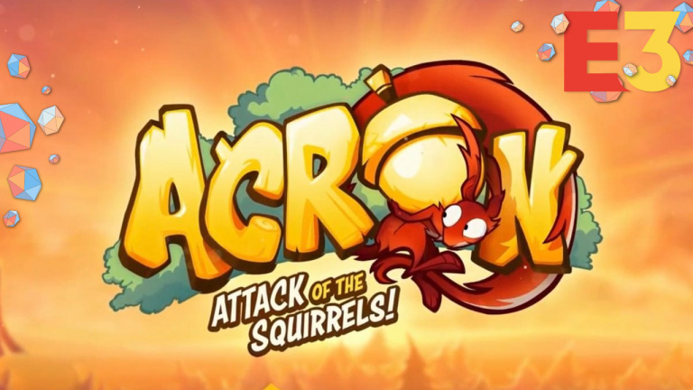 Acron : Attack of the Squirrels