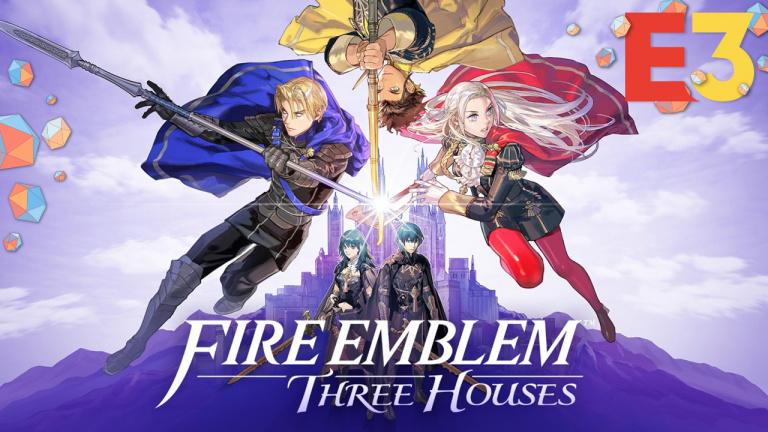 Fire Emblem : Three Houses