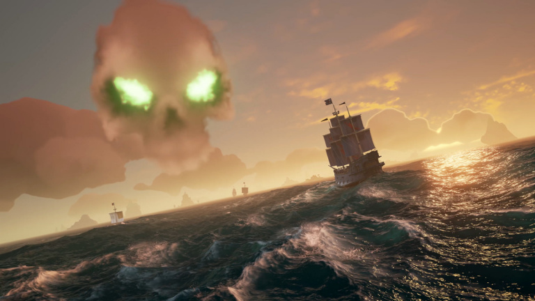 E3 2019 : Sea of Thieves s'entoure de 8,4 millions de joueurs