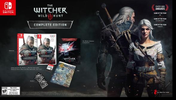 E3 2019 : The Witcher 3 a dépassé les 20 millions d'exemplaires vendus