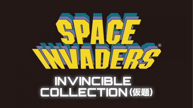 Une Space Invaders : Invincible Collection arrivera sur Switch en 2020