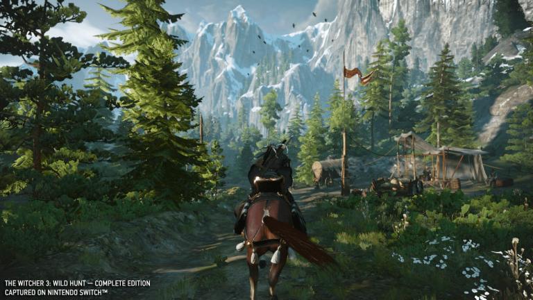 E3 2019 : The Witcher 3 tournera en 540p en mode portable sur Switch