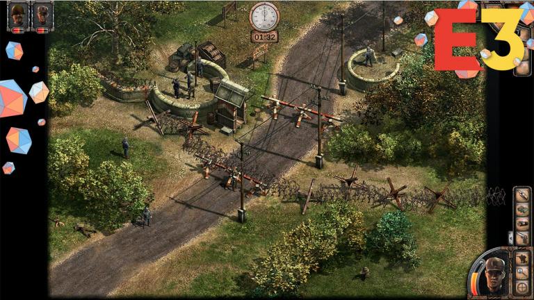 E3 2019 : Kalypso Media annonce des remasters de Commandos 2 et Praetorians