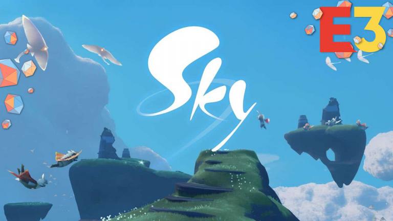 E3 2019 : Sky - Children of the Light veut encourager la générosité