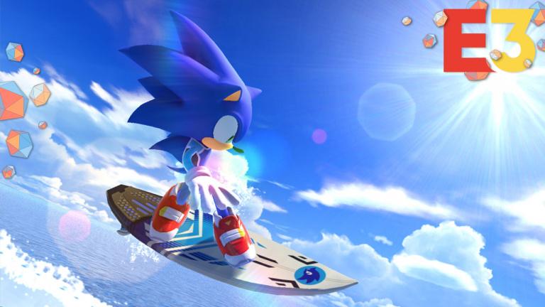 Preview Mario Sonic Aux Jeux Olympiques De Tokyo 2020