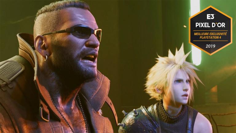 La meilleure exclusivité PlayStation 4 : Final Fantasy VII Remake