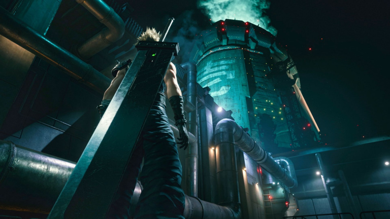 Final Fantasy VII Remake évoque la PlayStation 5