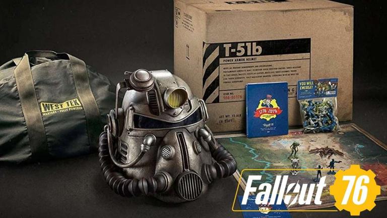 Fallout 76 : Les joueurs ont reçu le nouveau sac de l'édition collector