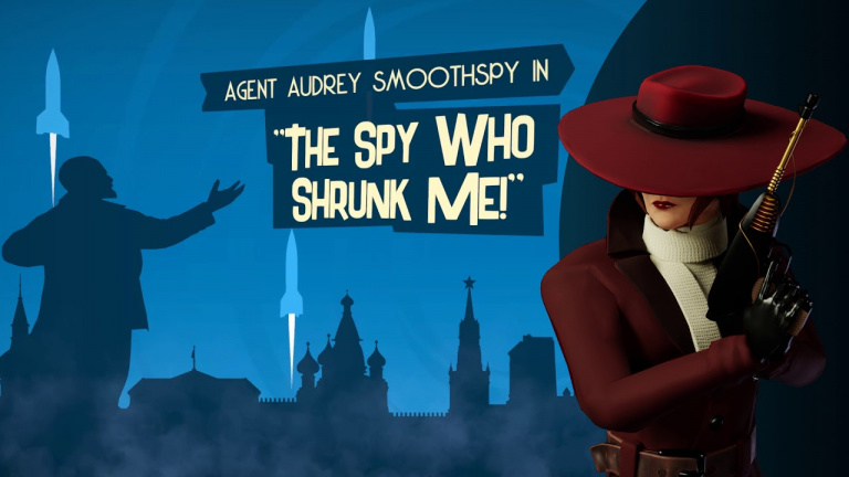 The Spy Who Shrunk Me est sorti d'early access