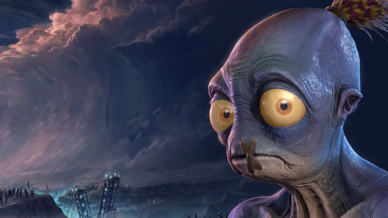 Oddworld : Soulstorm - Une centaine d'heures nécessaires pour le 100%