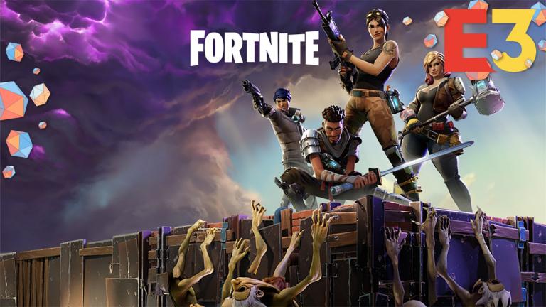 E3 2019 : Fortnite - Rod Fergusson voulait annuler le jeu