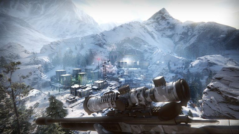 E3 2019 : Sniper Ghost Warrior Contracts - 11 minutes de gameplay dans le froid sibérien