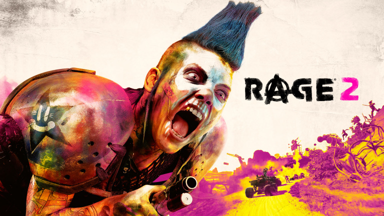 Rage 2 : L'Update 1 sera disponible demain