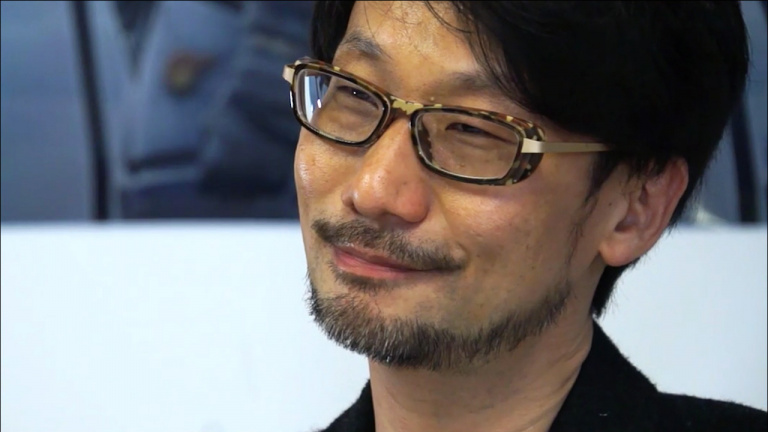 "Hideo Kojima explique l'origine du fameux ""A Hideo Kojima Game"""