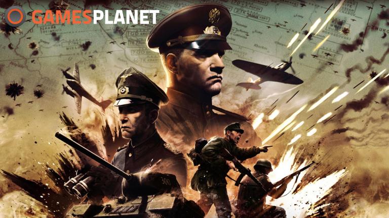 Gamesplanet vous propose Steel Division 2 en promotion !