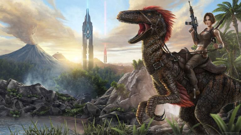 ARK : Survival Evolved accueille une nouvelle carte