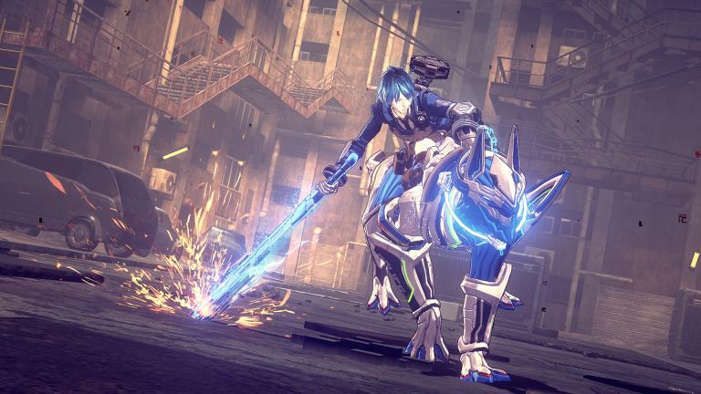 Astral Chain : Takahisa Taura donne quelques détails sur le titre