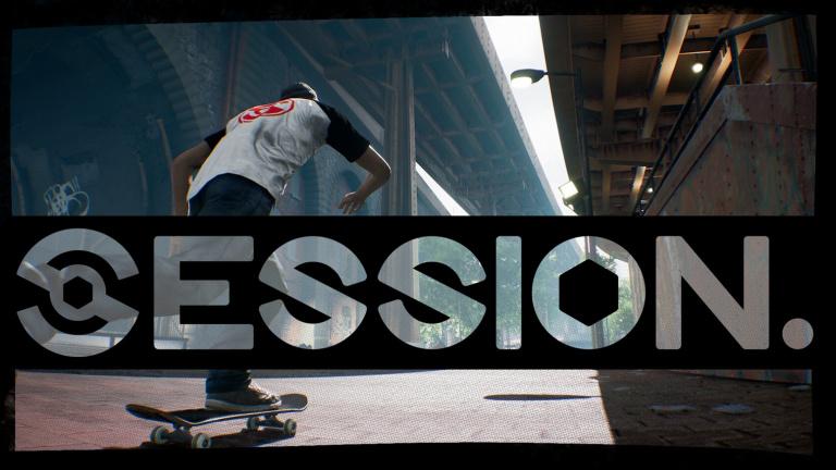 Session : La simulation de skate donne de ses nouvelles