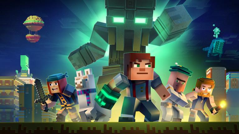 Minecraft : Story Mode : des épisodes vendus à 100€ pièce sur Xbox 360