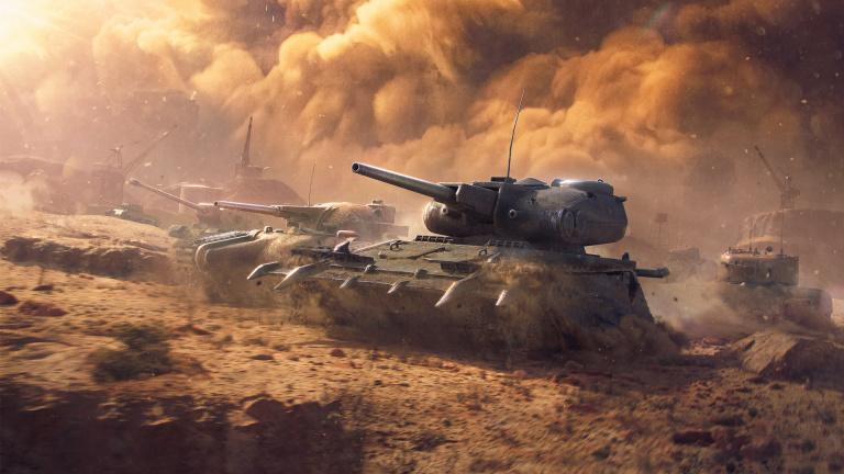 World of Tanks Blitz fête ses 5 ans et 120 millions de téléchargements