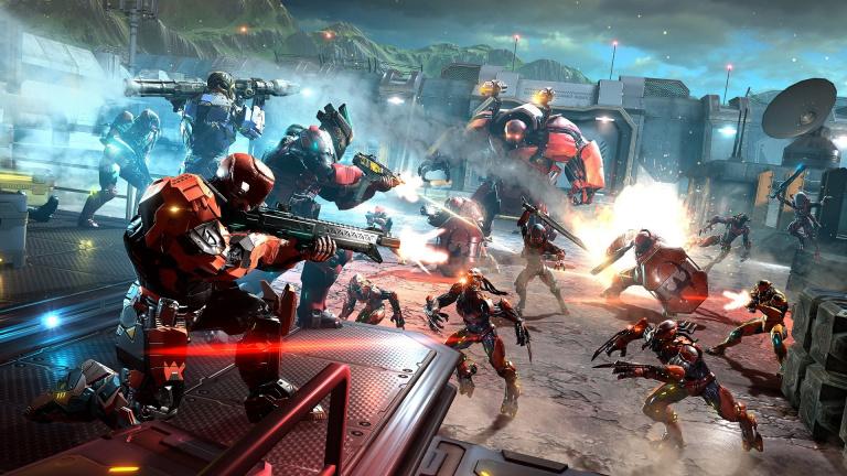 Shadowgun Legends s'offre une nouvelle mise à jour