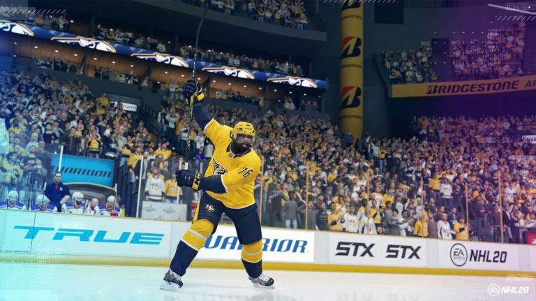NHL 20 se dévoile avec un mode inspiré du battle royale