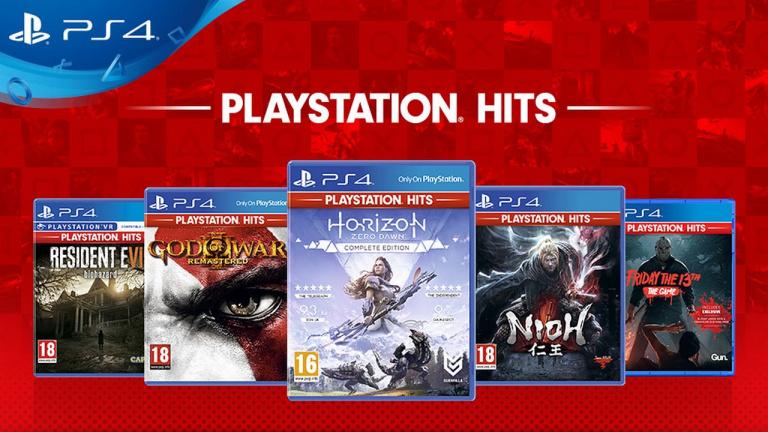PlayStation Hits : la gamme de jeux PS4 à prix réduit s'enrichit