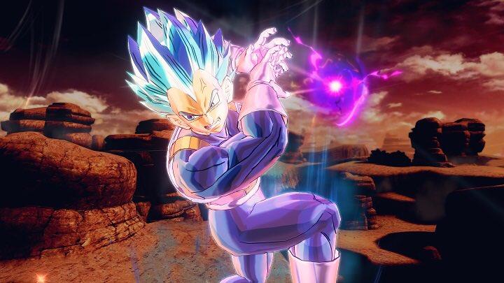 Dragon Ball Xenoverse 2 : Vegeta SSGSS Evolution s'offre une image