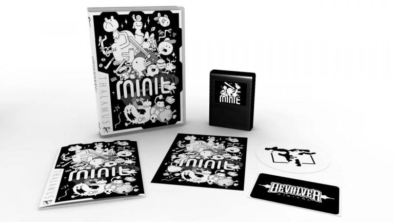 Minit a le droit à un portage officiel sur Commodore 64