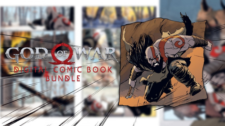 God of War : Le premier numéro du Comic Book numérique gratuit