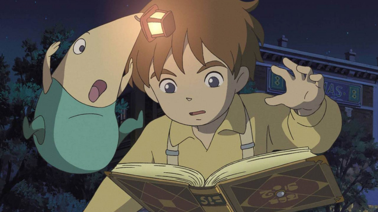 Ni No Kuni le film : Des personnages présentés en vidéo