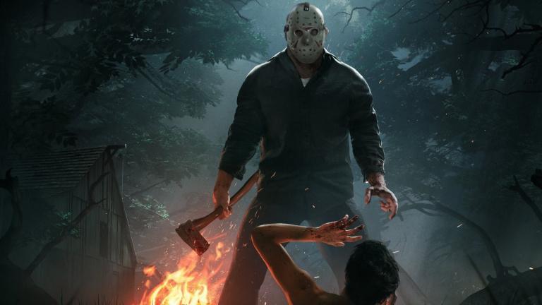 Friday the 13th se trouve une date sur Switch