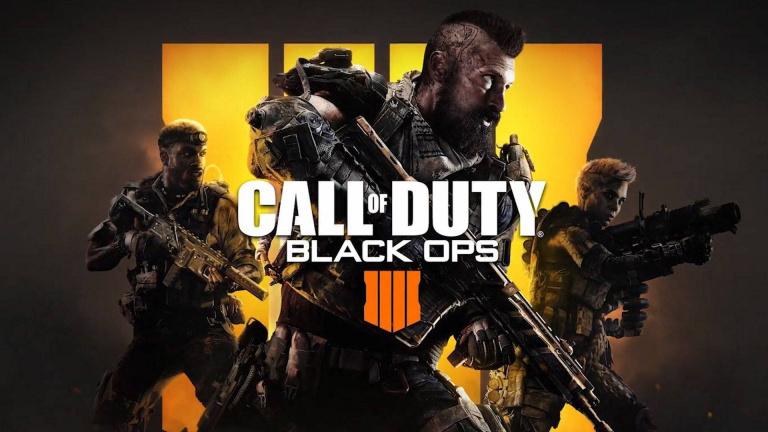 Call of Duty : Black Ops IIII - Le Grav Assault Rifle est disponible sur PS4