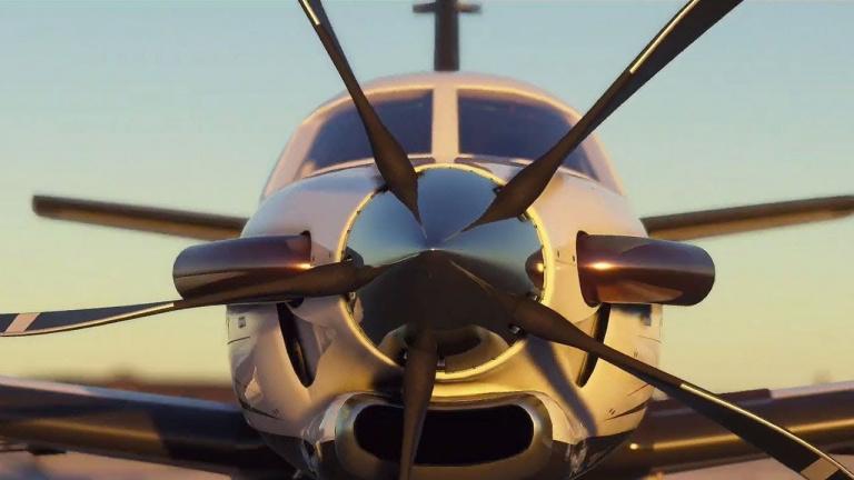 Microsoft Flight Simulator devrait autoriser les contenus tiers