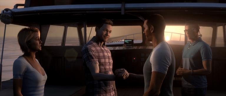 E3 : The Dark Pictures Anthology - Man of Medan – C'est la peur qui mène le jeu?