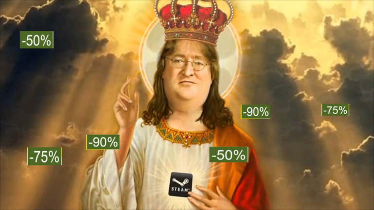 Steam : Les soldes d'été commenceront demain