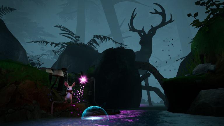 Moss : le chapitre additionnel Twilight Garden débarque sur PS VR et PC