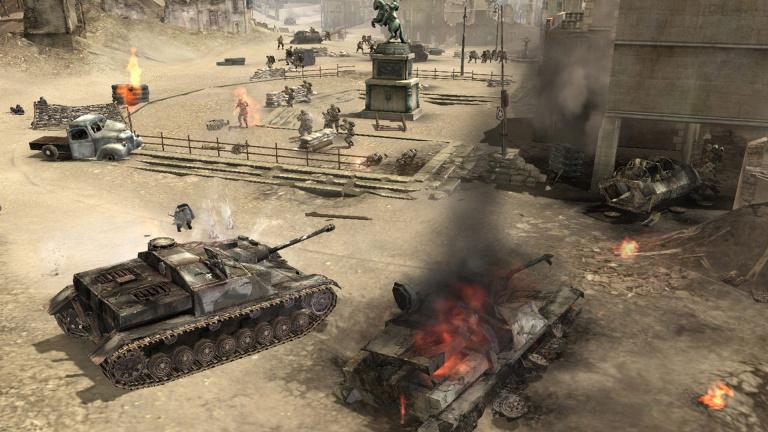 Company of Heroes va être adapté en jeu de plateau