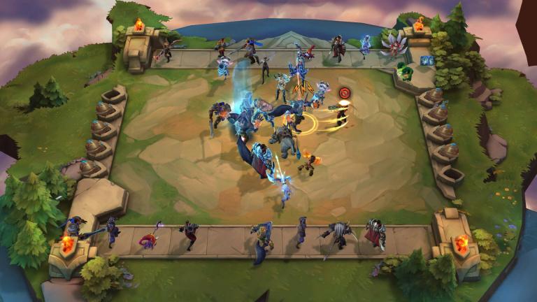 League of Legends : Combat Tactique sort cette nuit sur les serveurs officiels
