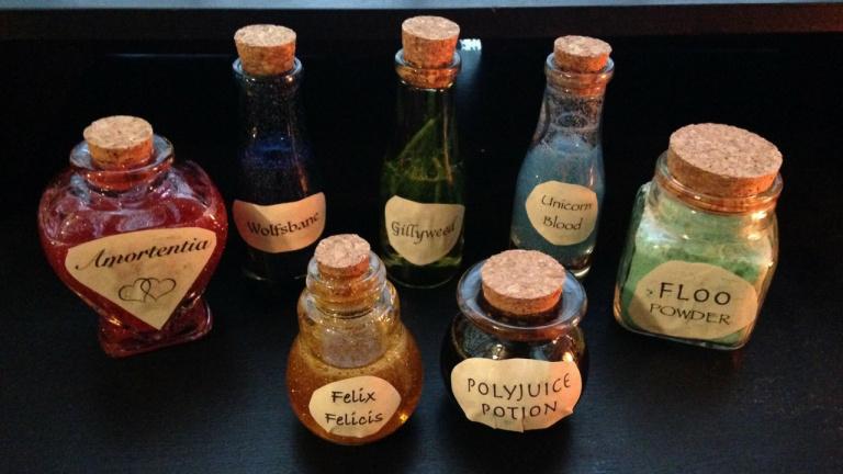 Harry Potter Wizards Unite : Comment bien utiliser les Potions ? Nos astuces et conseils