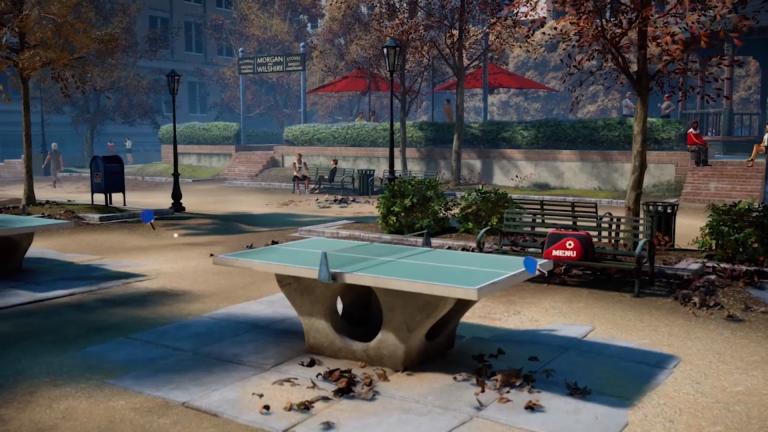 VR Ping Pong Pro arrivera en septembre sur nos casques