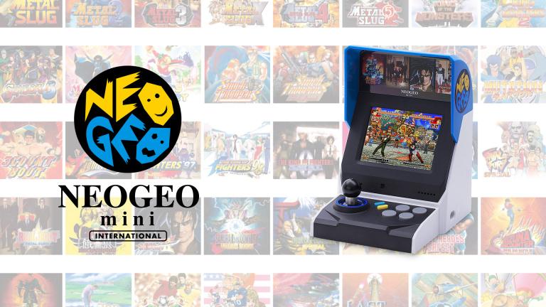 Neo Geo Mini : Les éditions limitées Samurai Shodown prennent date