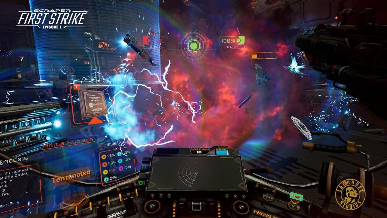 Scraper : First Strike bientôt disponible sur PS4