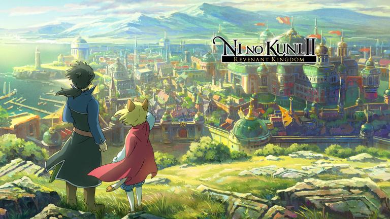 Ni no Kuni : un nouveau jeu est en développement