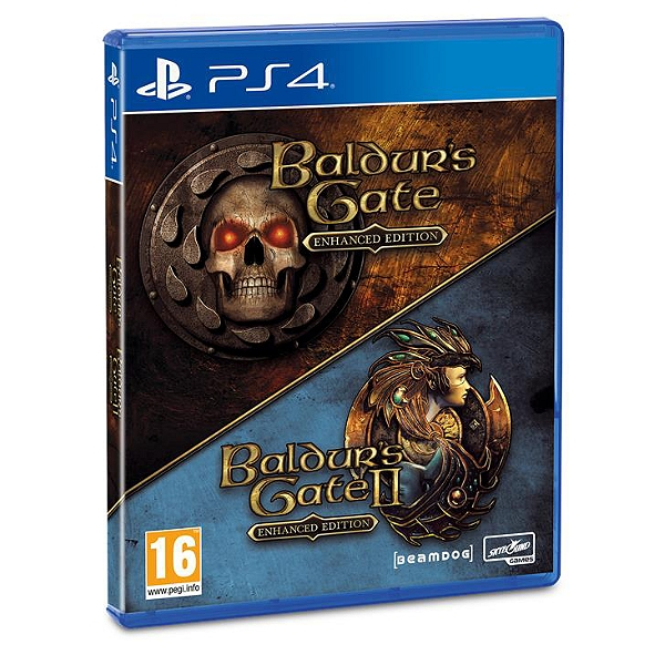 Baldur's Gate 1 + 2 - Enhanced Edition arrivera en octobre dans nos magasins